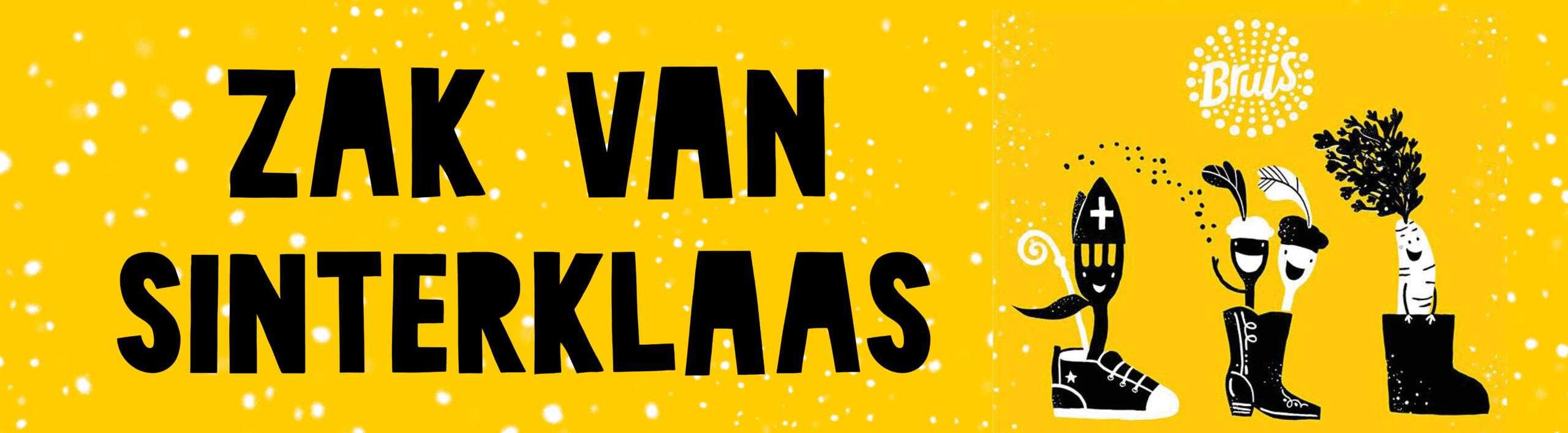 Bruis Zak van Sinterklaas