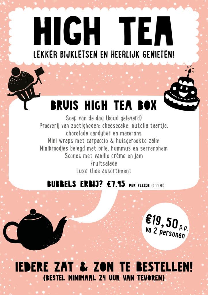 high tea restaurant Bruis Blaricum